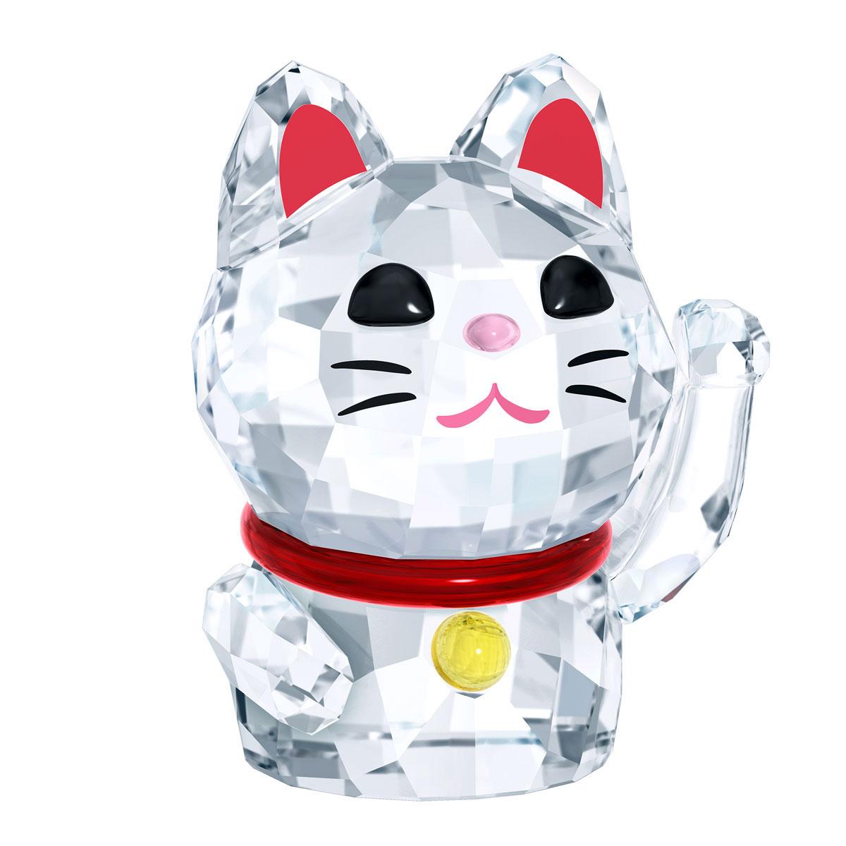 Swarovski Crystal Lovlots Lucky Cat