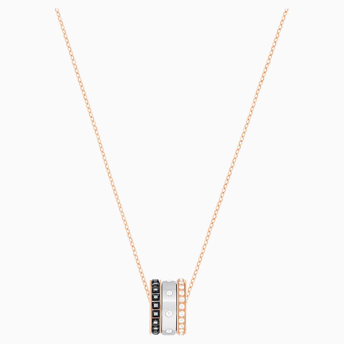 Swarovski Hint Pendant Necklace Multi Colored