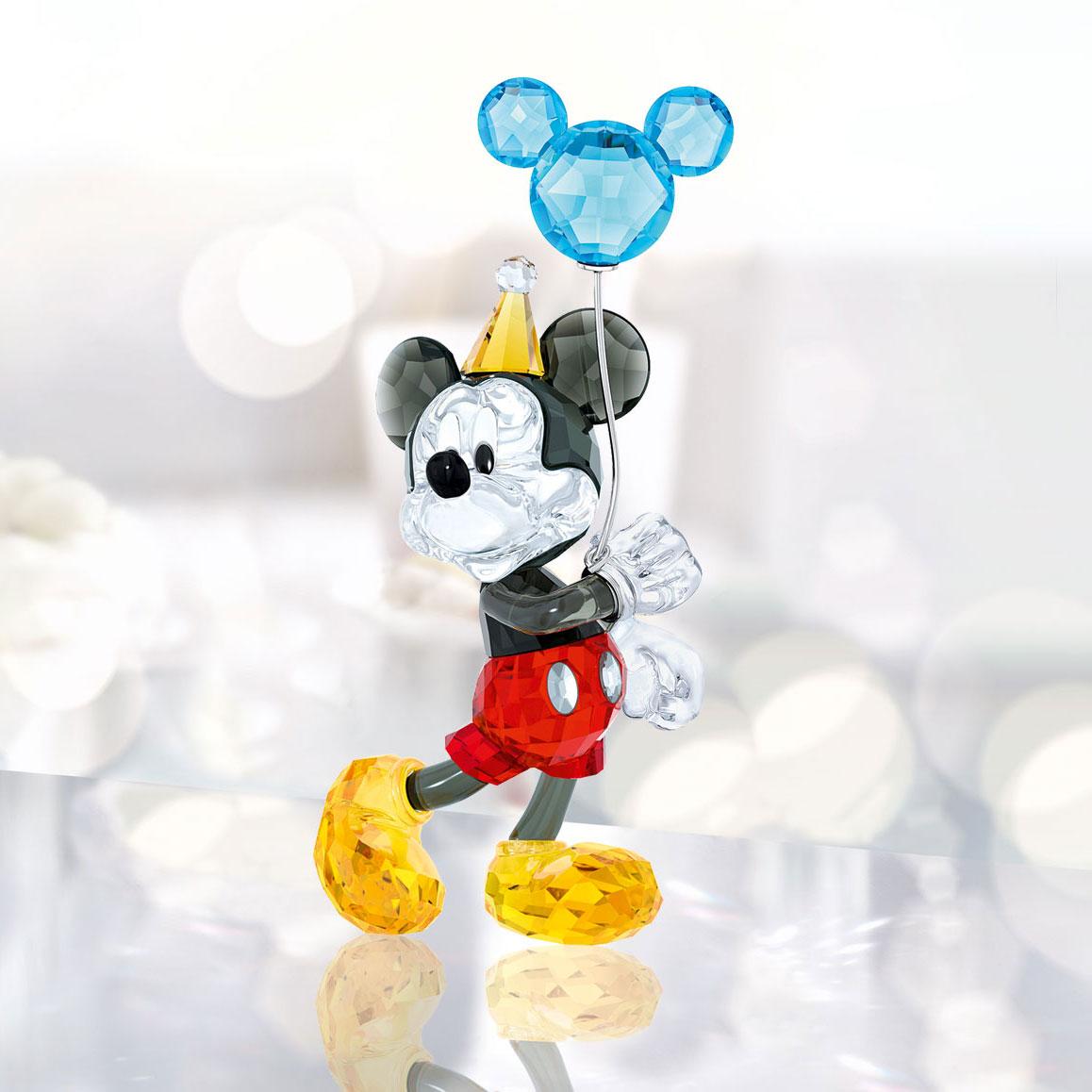 Swarovski Crystal Disney Mickey Mouse Celebration