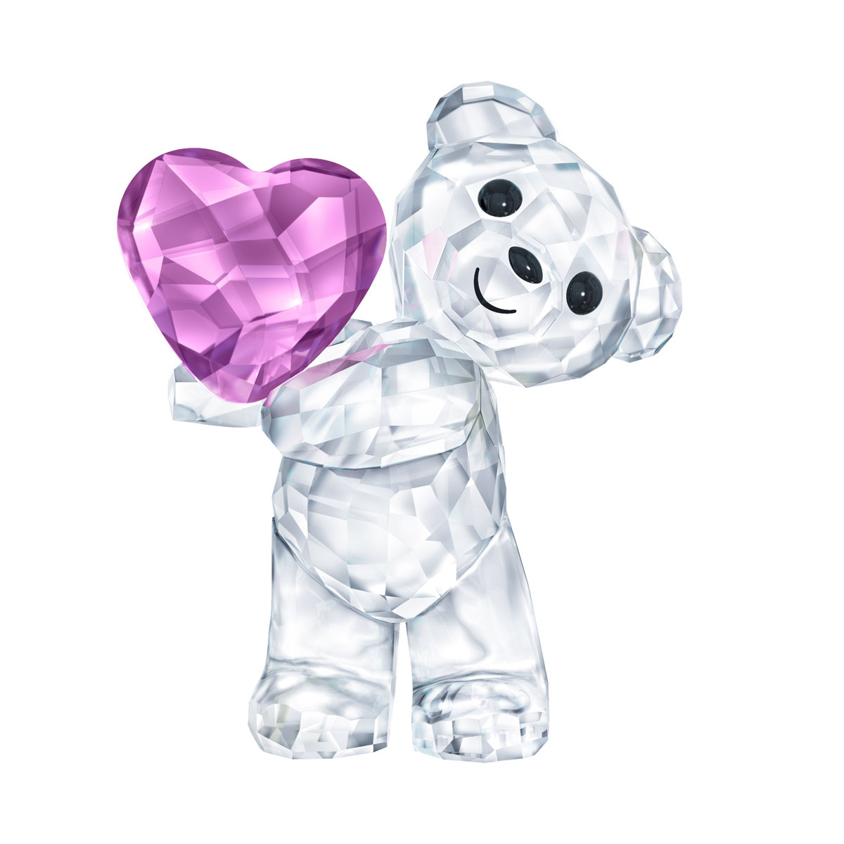 Swarovski Crystal Kris Bear Take My Heart
