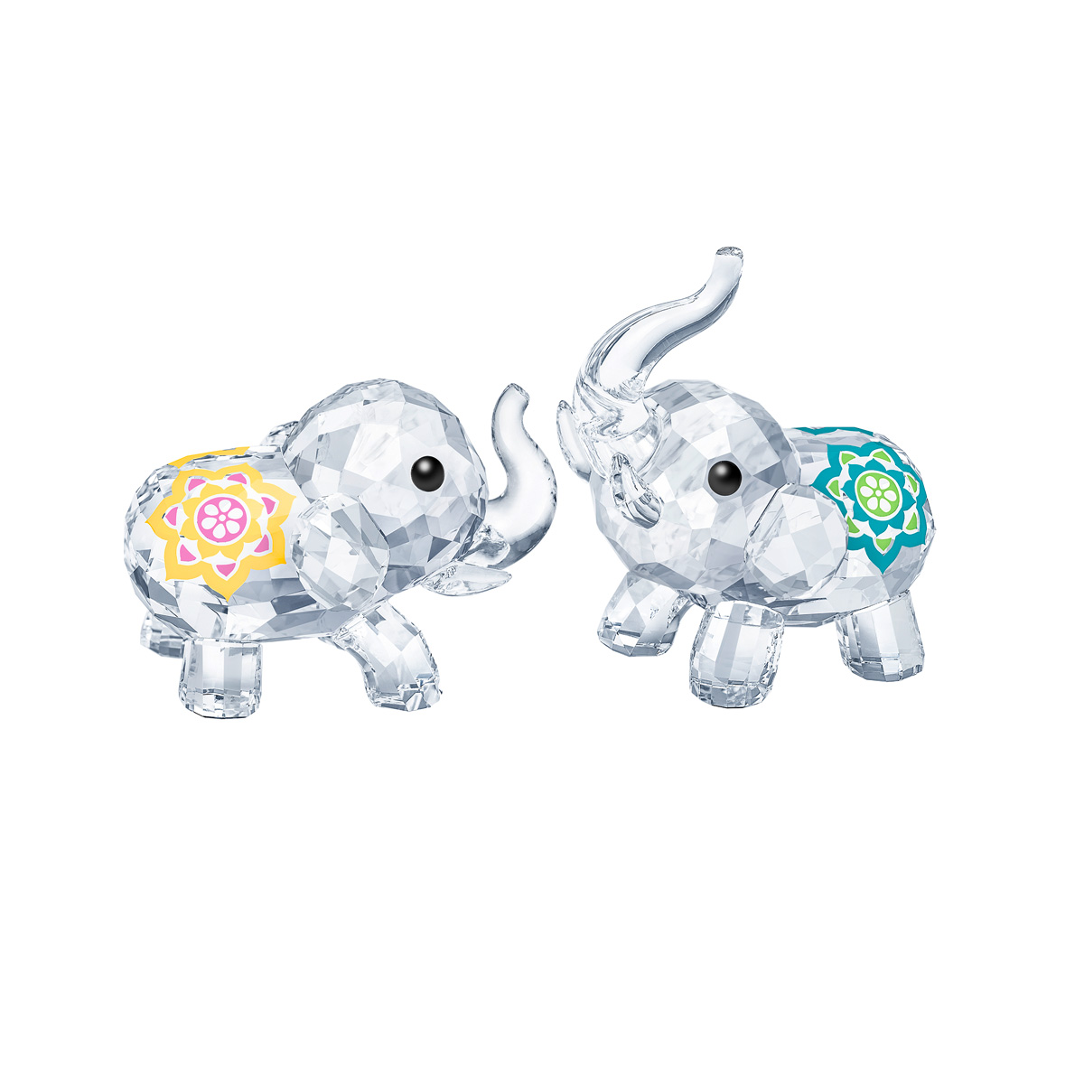 Swarovski Asian Symbols Lucky Elephants