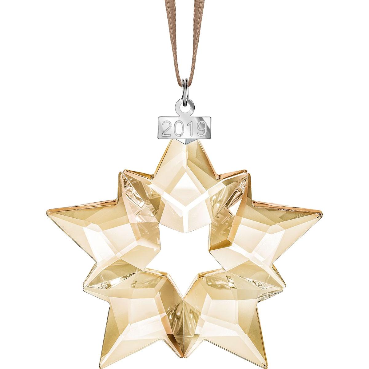 Swarovski SCS Christmas Ornament, Annual Edition 2019