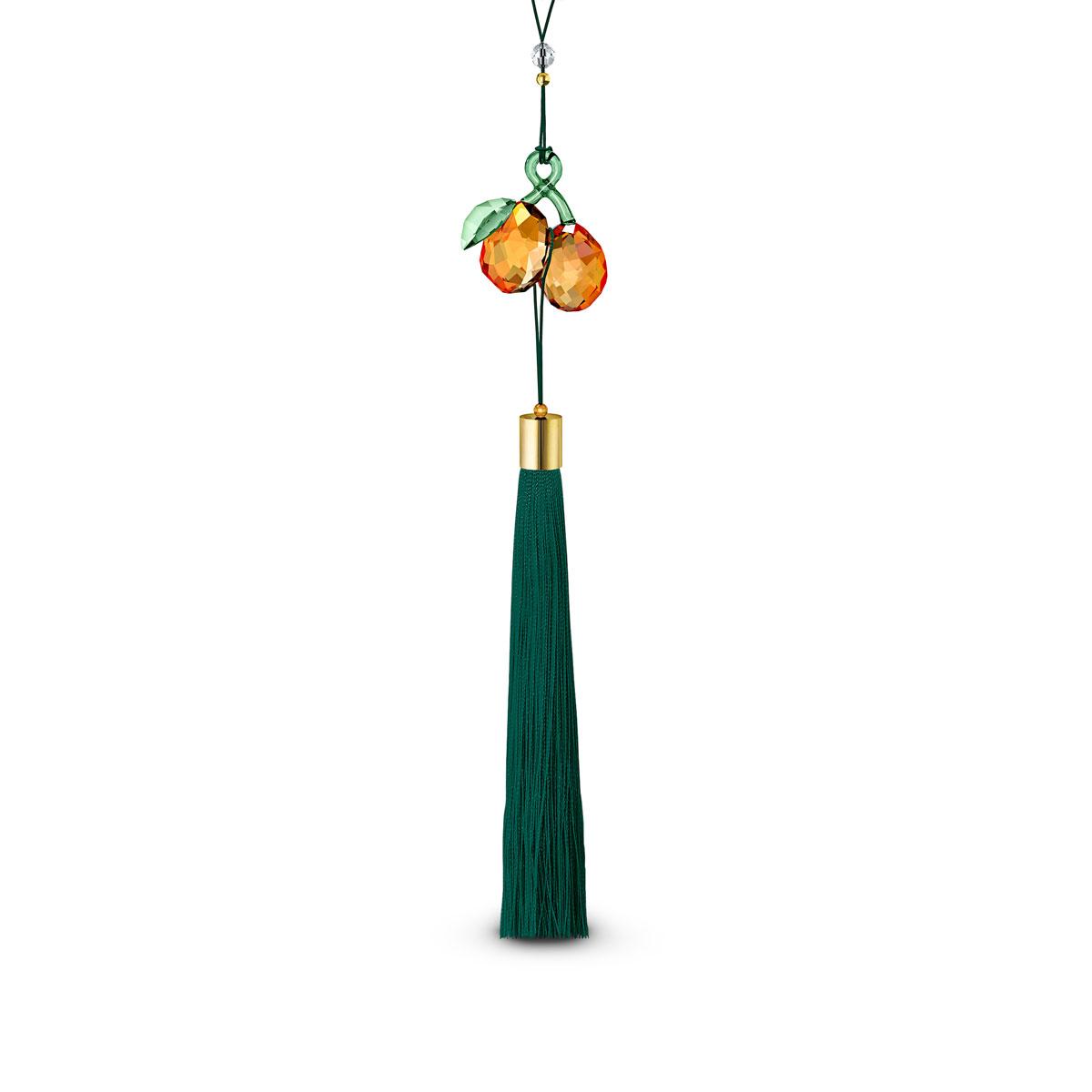 Swarovski Asian Symbols Ornament Kumquat