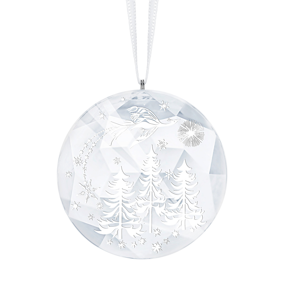 Swarovski Winter Night Ornament