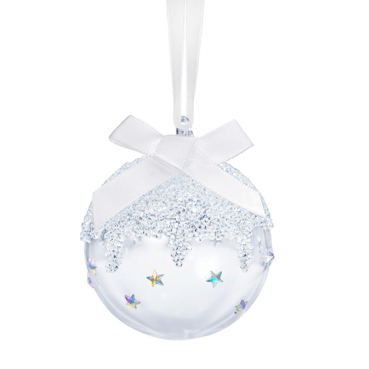 Swarovski 2019 Christmas Ball Ornament, Small