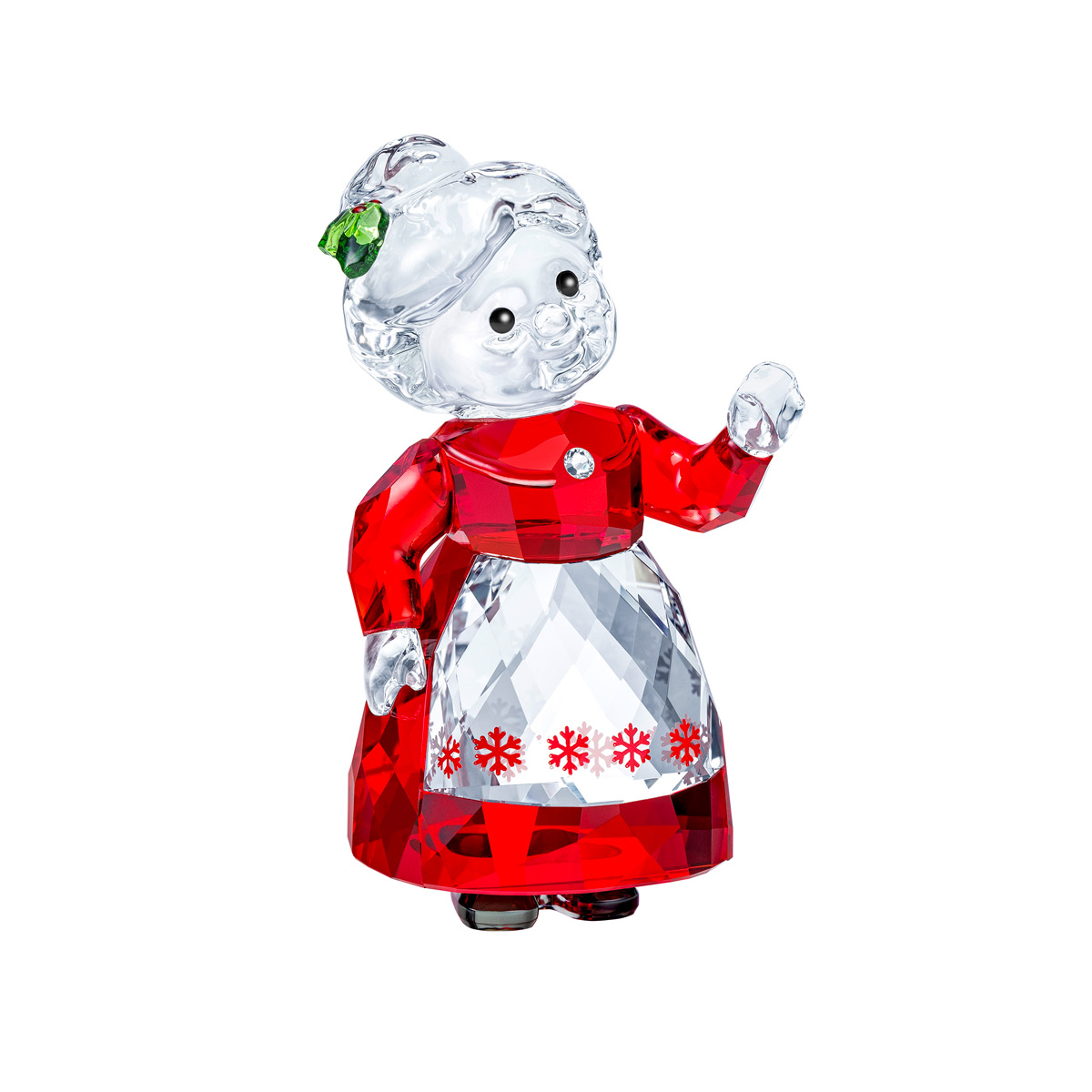 Swarovski Joyful Figurines Mrs. Claus