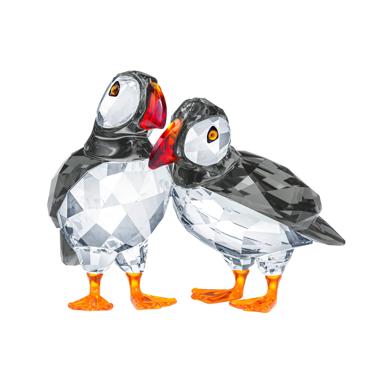 Swarovski Feathered Beauties Atlantic Puffins