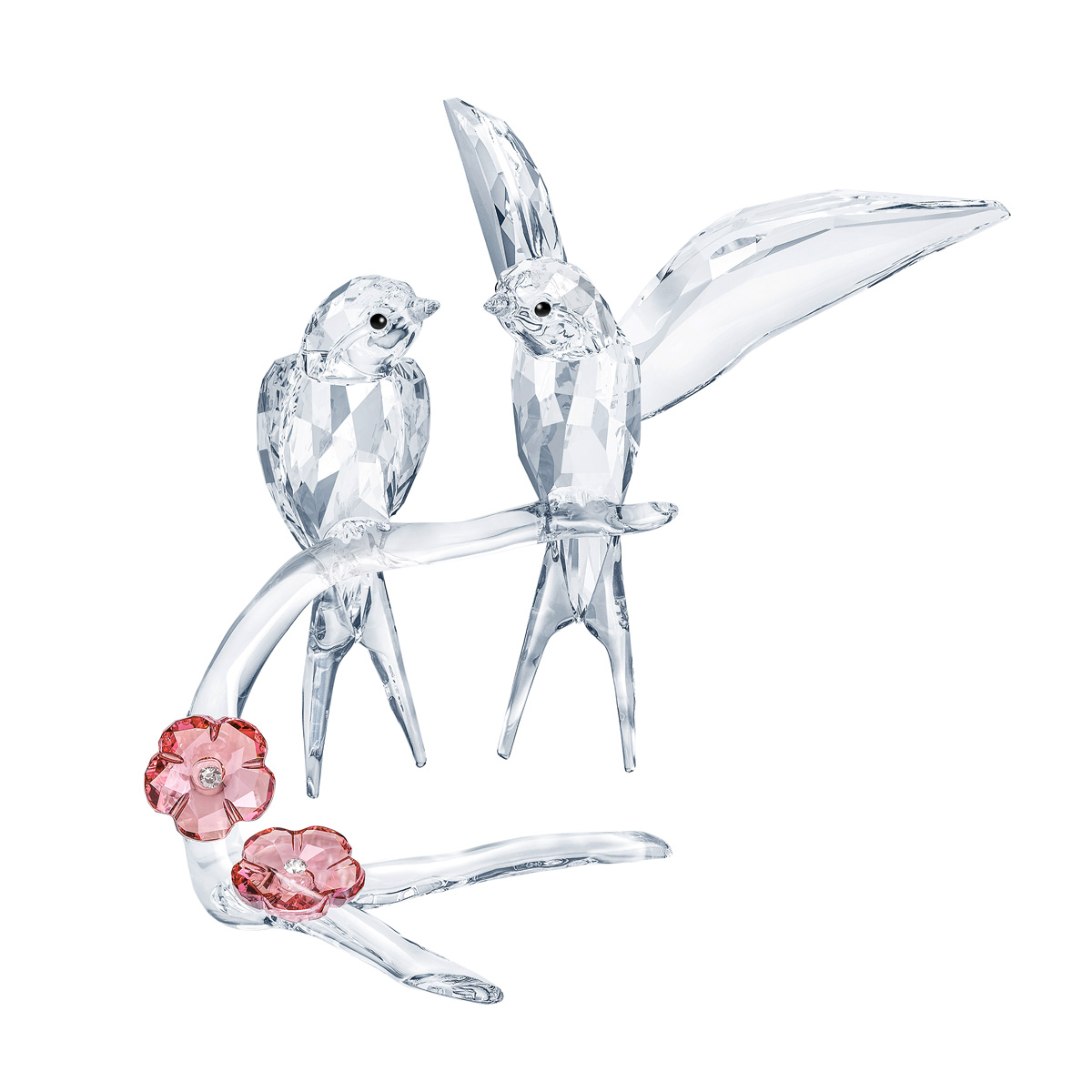 Swarovski Feathered Beauties Swallows