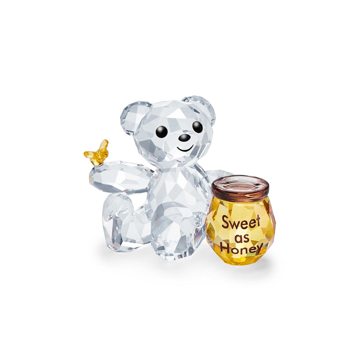 Swarovski Kris Bear Sweet As Honey
