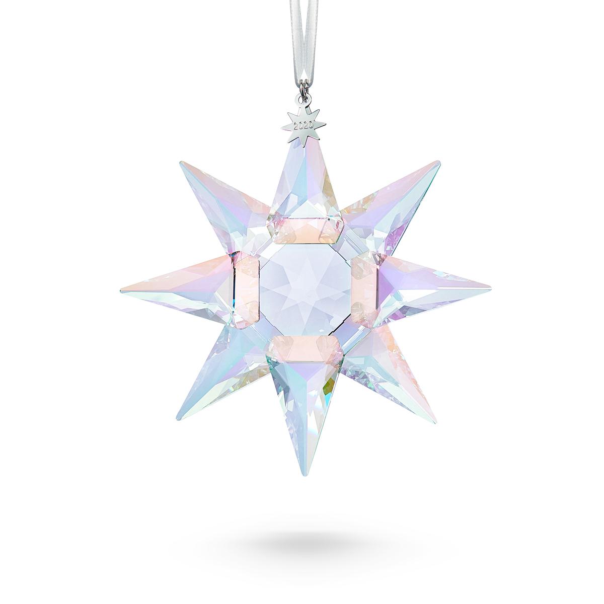 Swarovski Christmas Star 2020 Swarovski Anniversary Ornament 2020, Limited Edition | Crystal