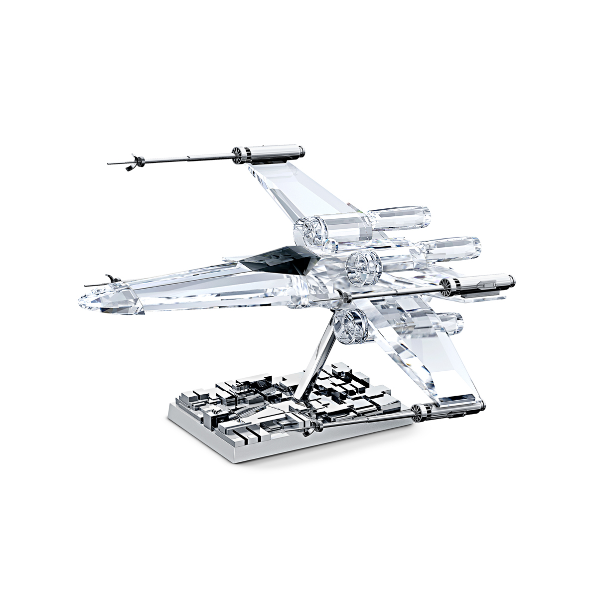 Swarovski Disney Star Wars X Wing Starfighter