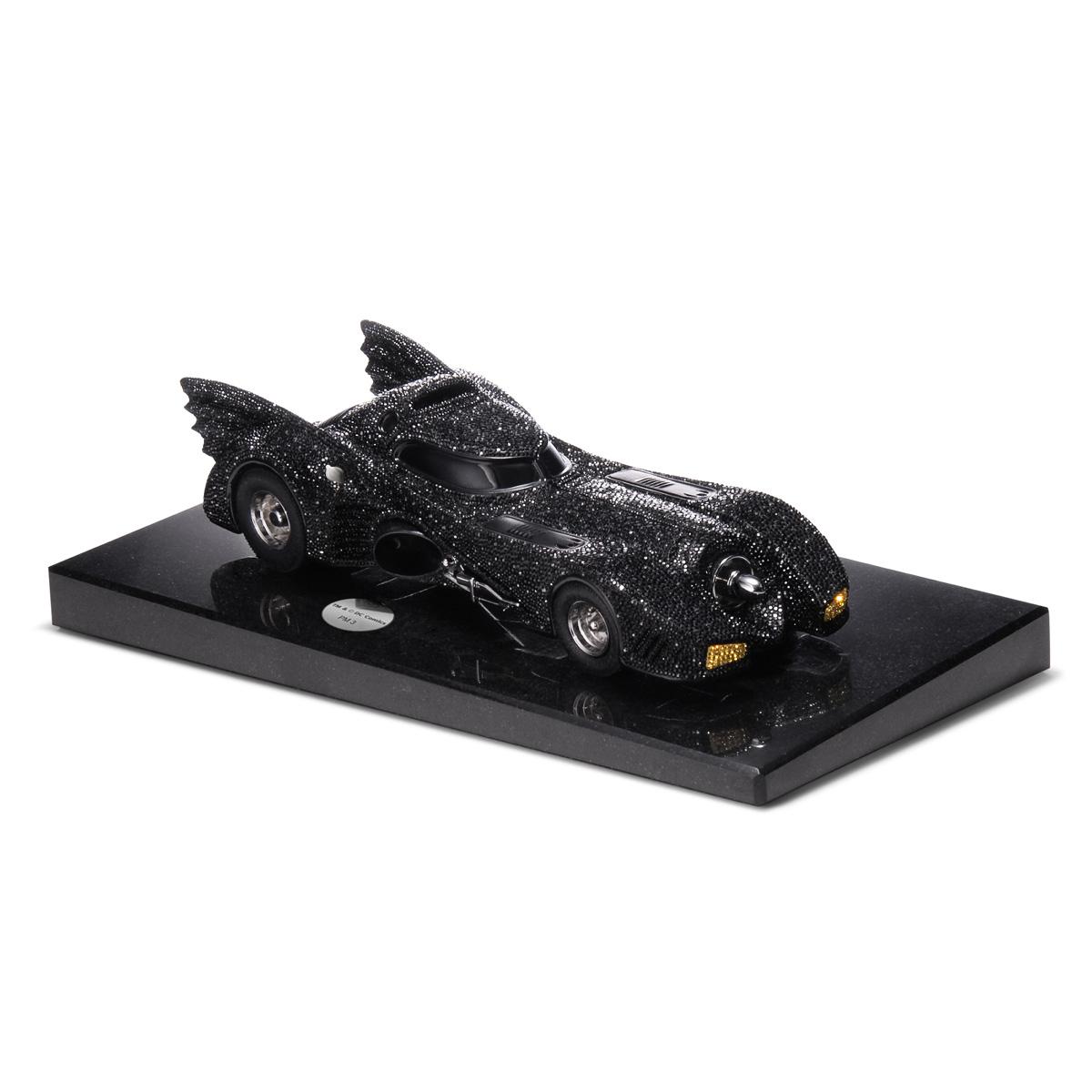 Swarovski Myriad Batmobile, Limited Edition