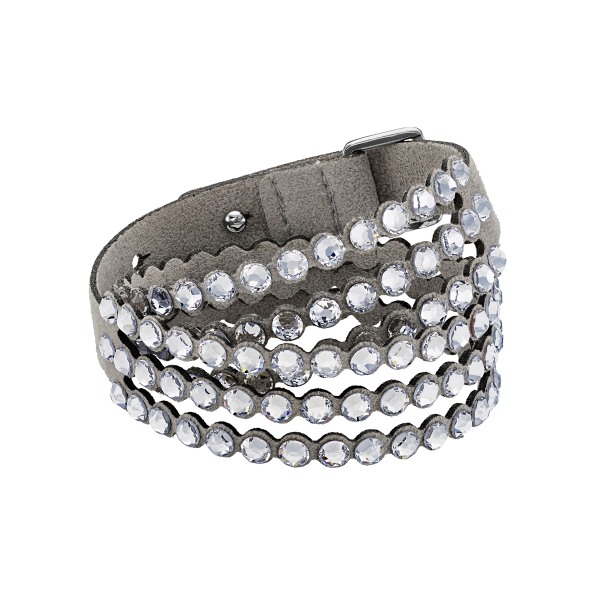 Swarovski Power Collection Bracelet, White