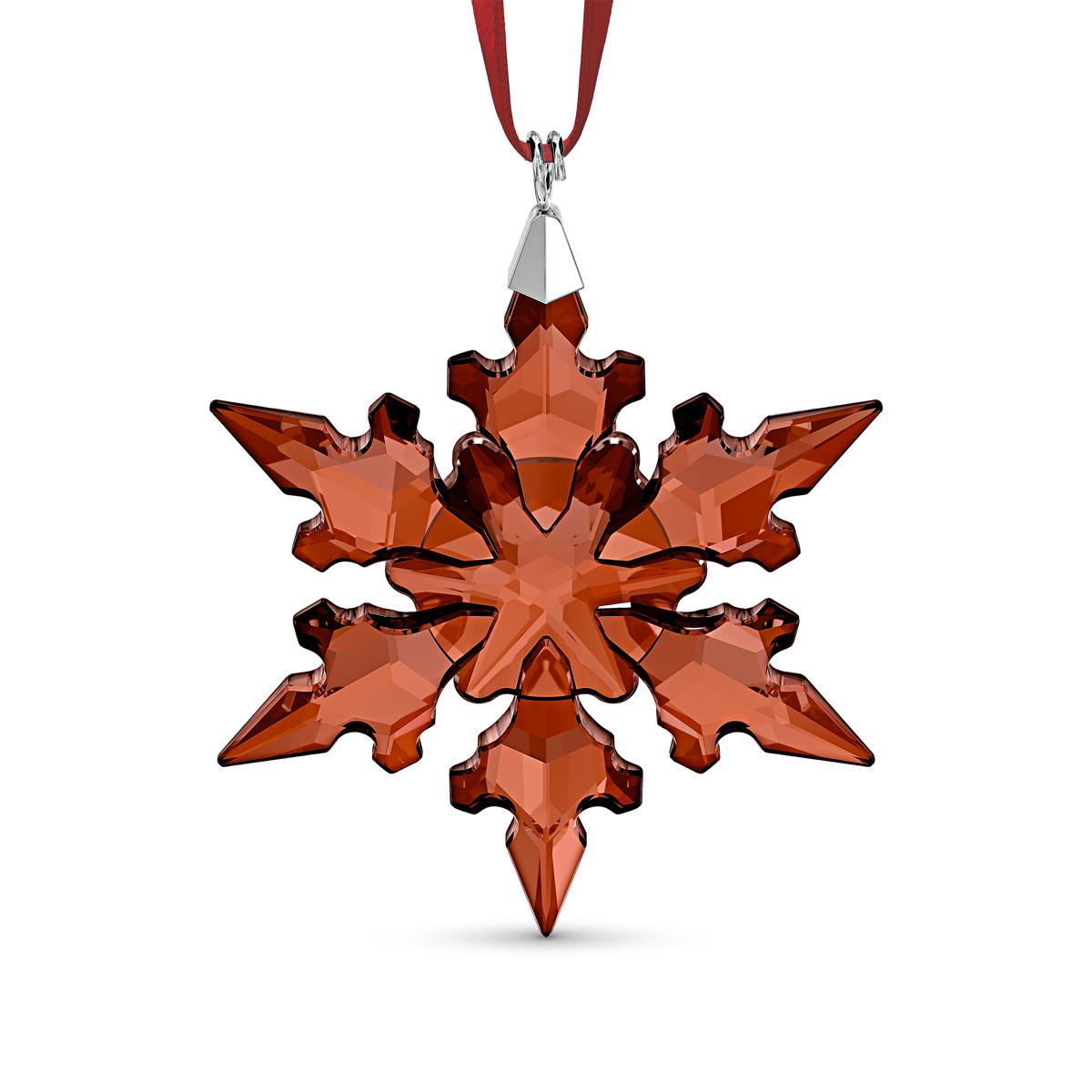 Swarovski Holiday Red 2020 Small Ornament