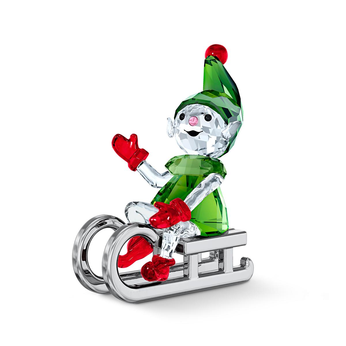 Swarovski Santa