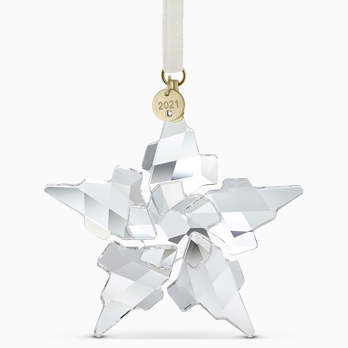 Swarovski Annual Edition Ornament 2021, Star