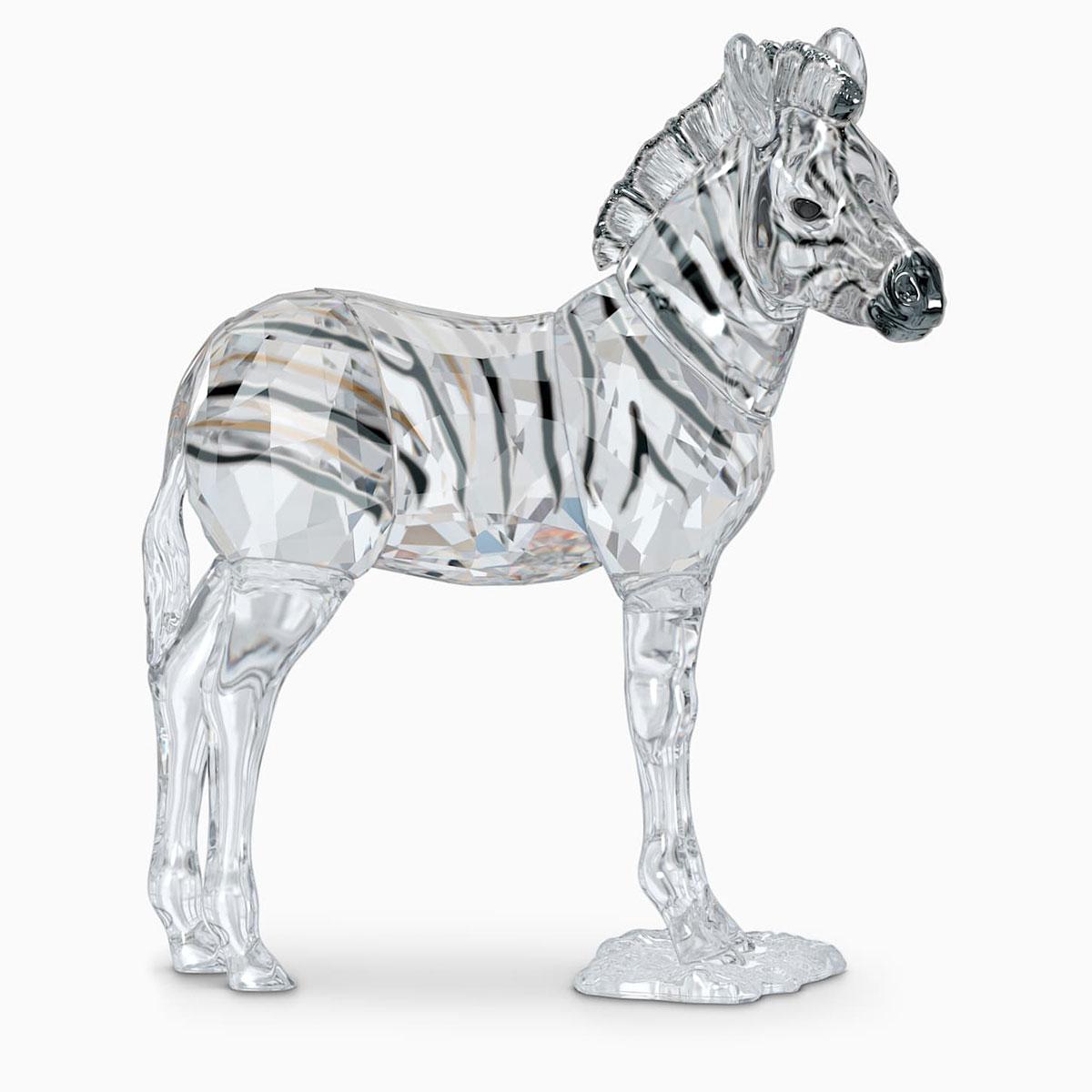 Swarovski Crystal, SCS 2021 Elegance of Africa, Zebra Baby Zuri