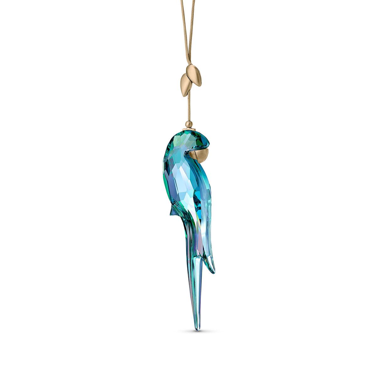 Swarovski Jungle Beats Parrot Ornament