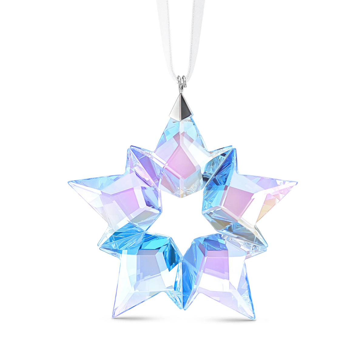 Swarovski Ice Star Ornament