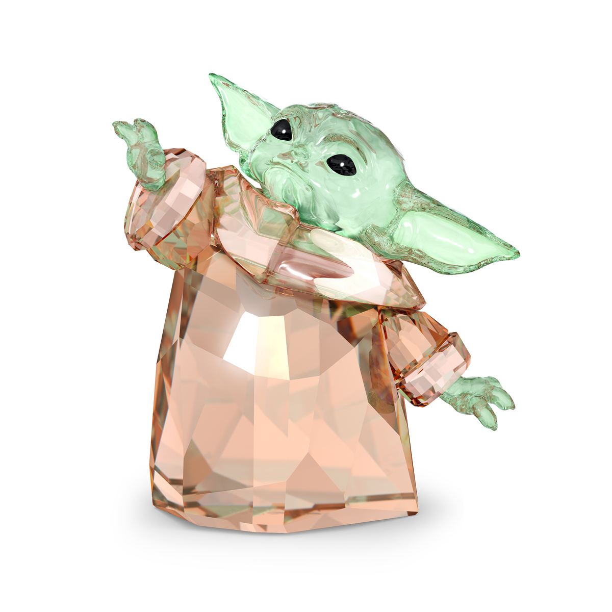 Swarovski Star Wars, Baby Yoda - Grogu, Mandalorian Child
