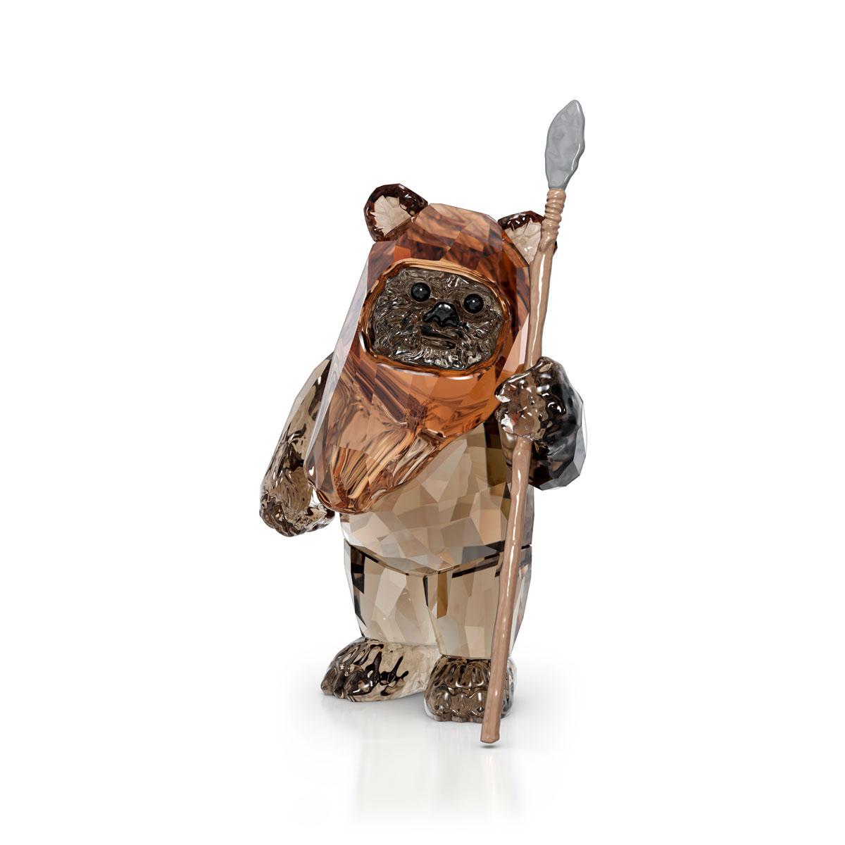 Swarovski Star Wars Ewok Wicket
