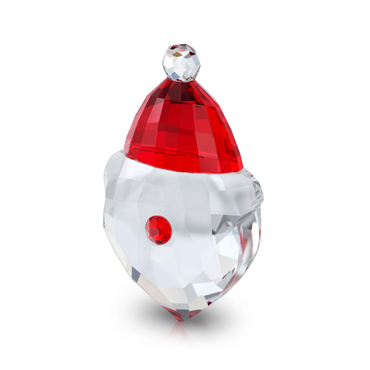 Swarovski Holiday Cheers Magnet Santa Claus