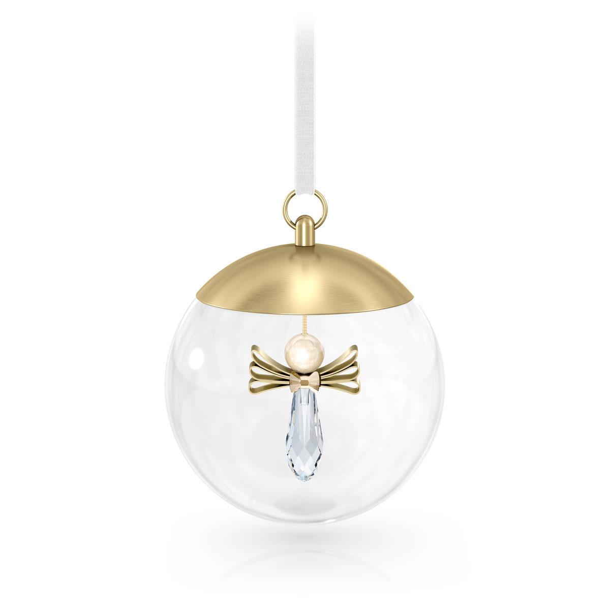 Swarovski Holiday Magic Ball Ornament Angel