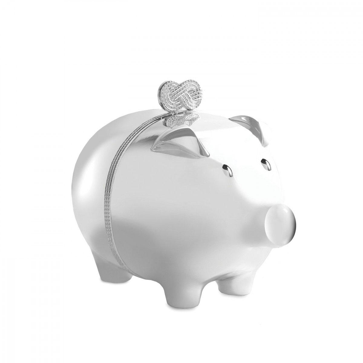Vera Wang Wedgwood Oh Baby, Infinity Piggy Bank