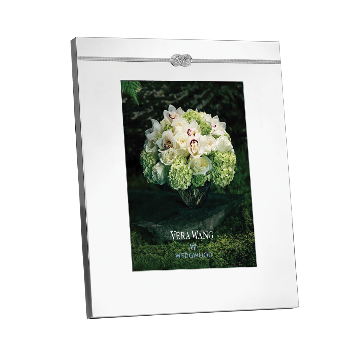 "Vera Wang Wedgwood Infinity 8x10"" Picture Frame"
