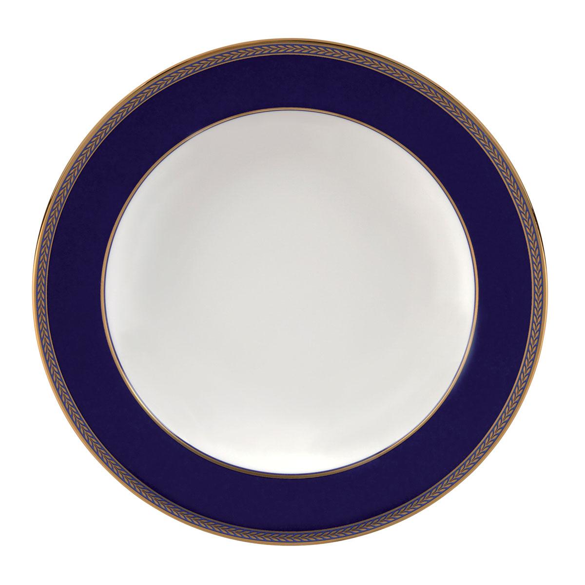 """Wedgwood Renaissance Gold Rim Soup 9"""", Single"""