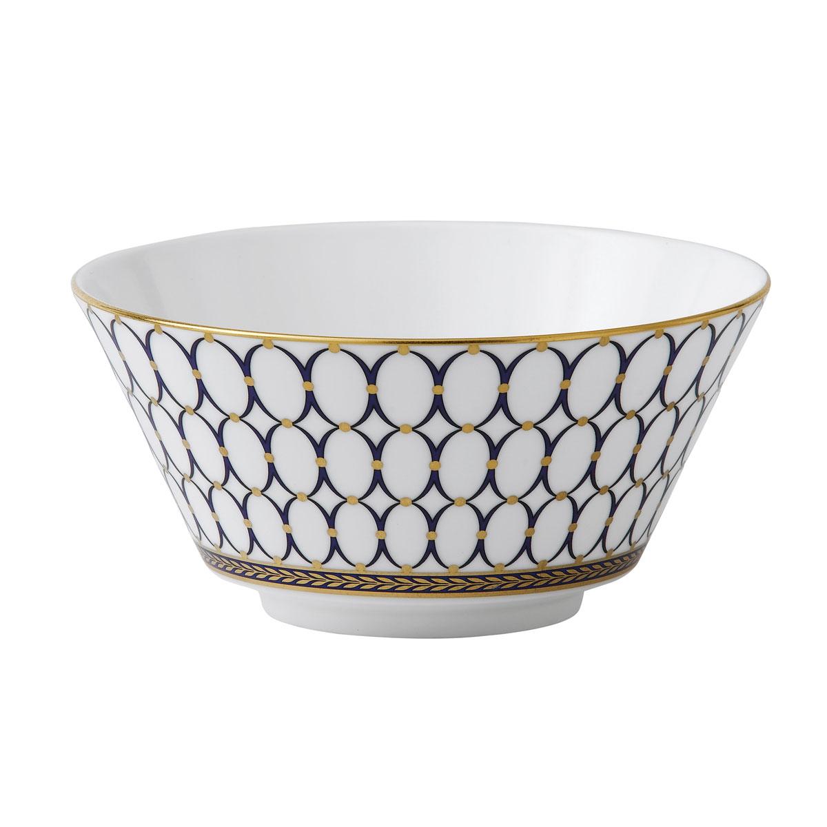 Wedgwood Dinnerware Renaissance Gold Soup/Cereal Bowl, Single