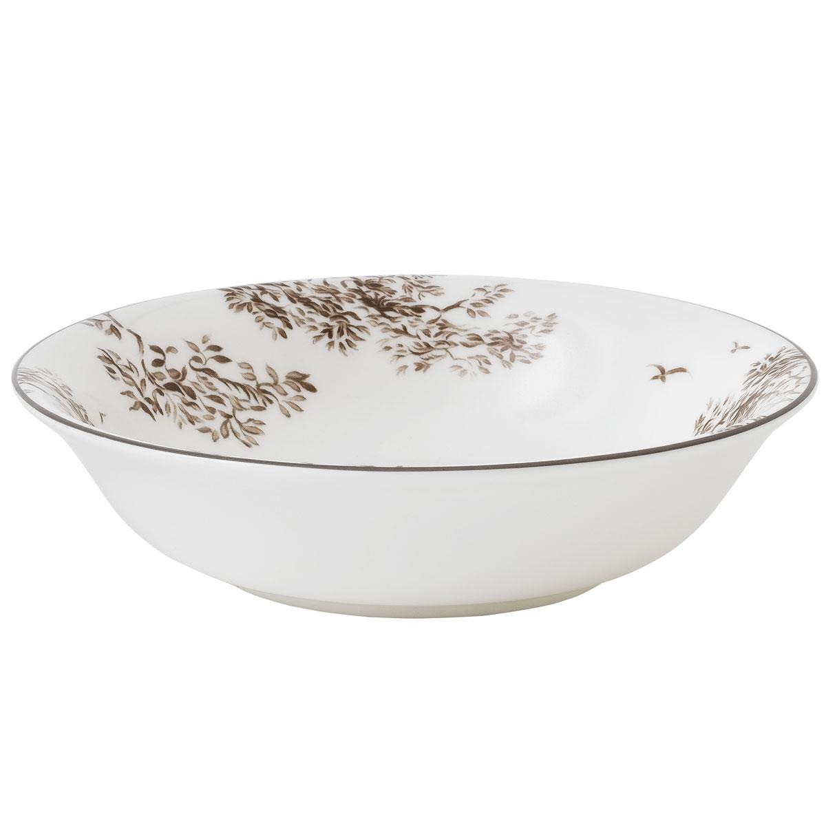 Wedgwood China Parkland Oatmeal Bowl