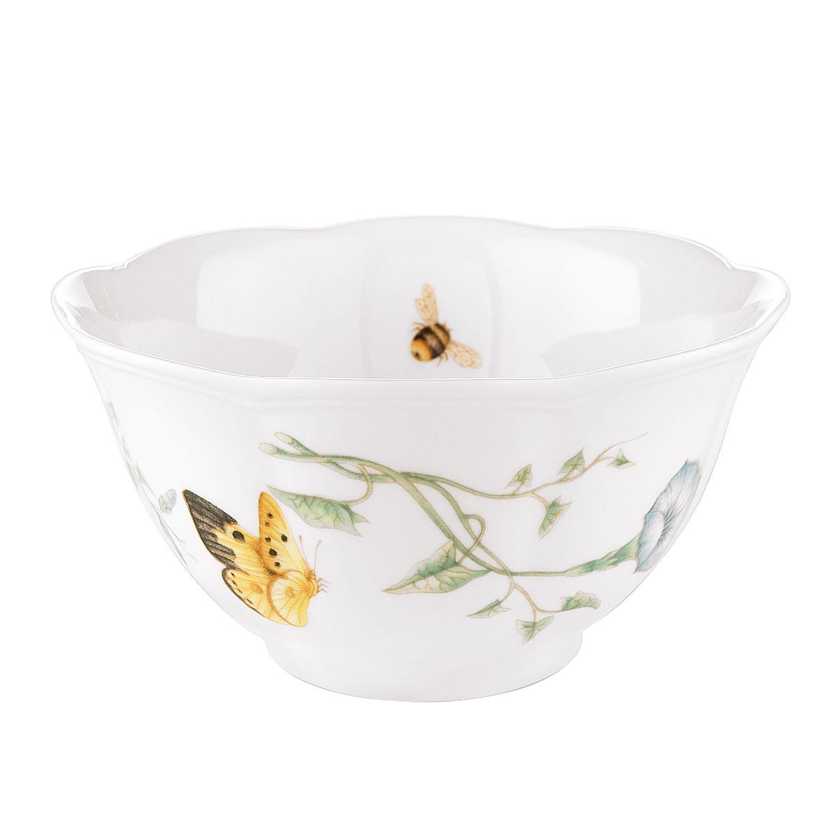 Lenox Butterfly Meadow Dinnerware Rice Bowl