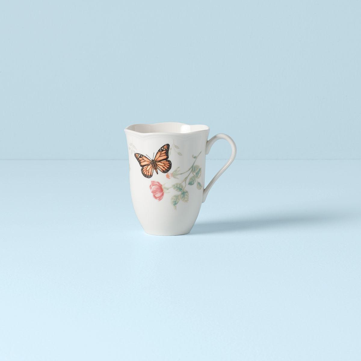 Lenox Butterfly Meadow Dinnerware Monarch Mug
