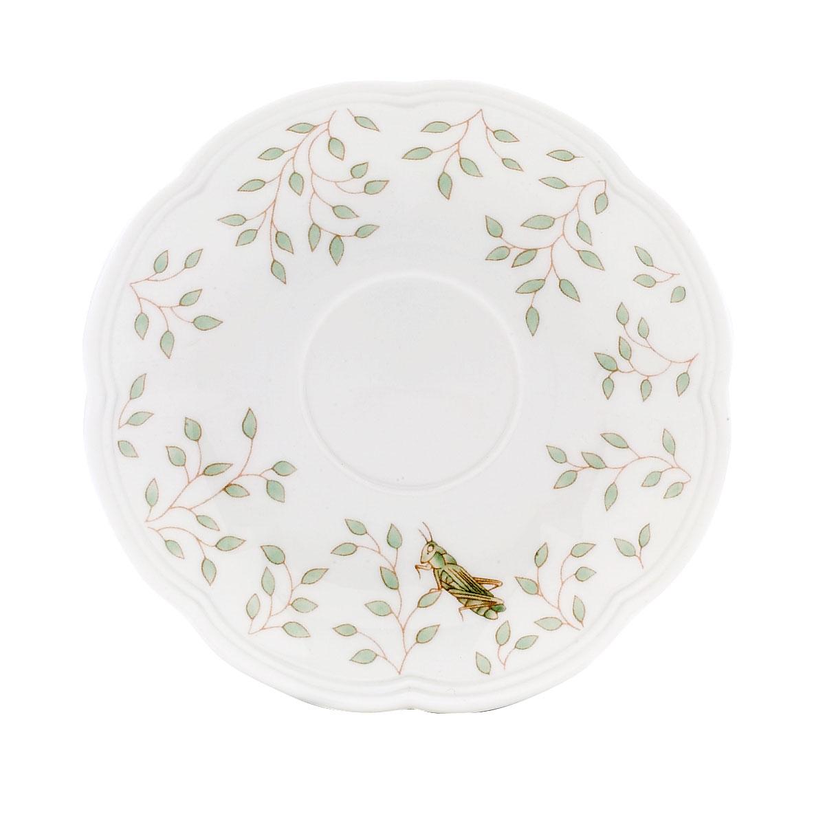 Lenox Butterfly Meadow Dinnerware Saucer