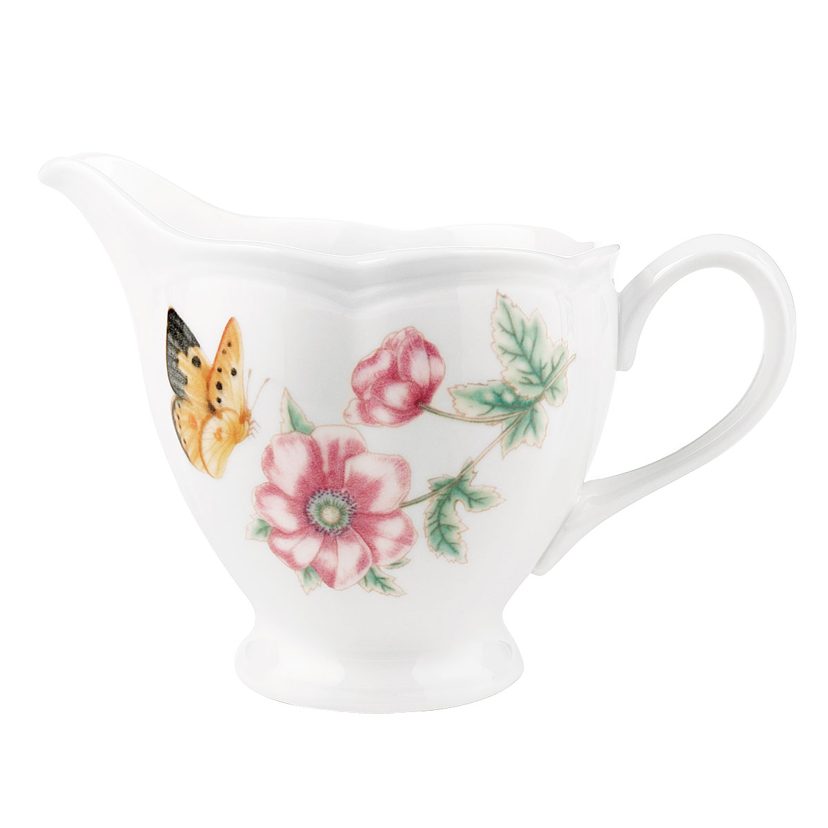 Lenox Butterfly Meadow Dinnerware Creamer