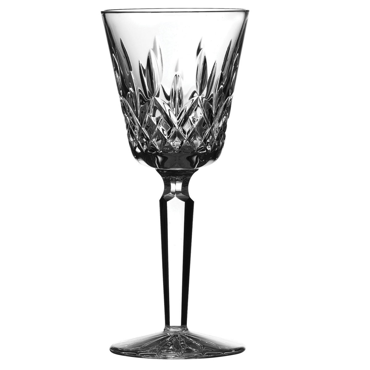 Waterford Crystal, Lismore Tall Claret Wine Glass, Single