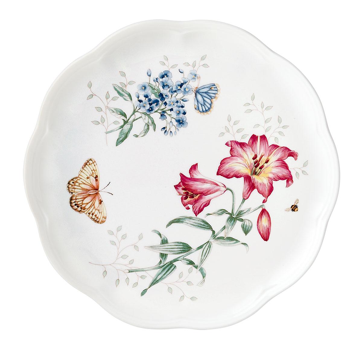 Lenox Butterfly Meadow Dinnerware Fritillary Dinner