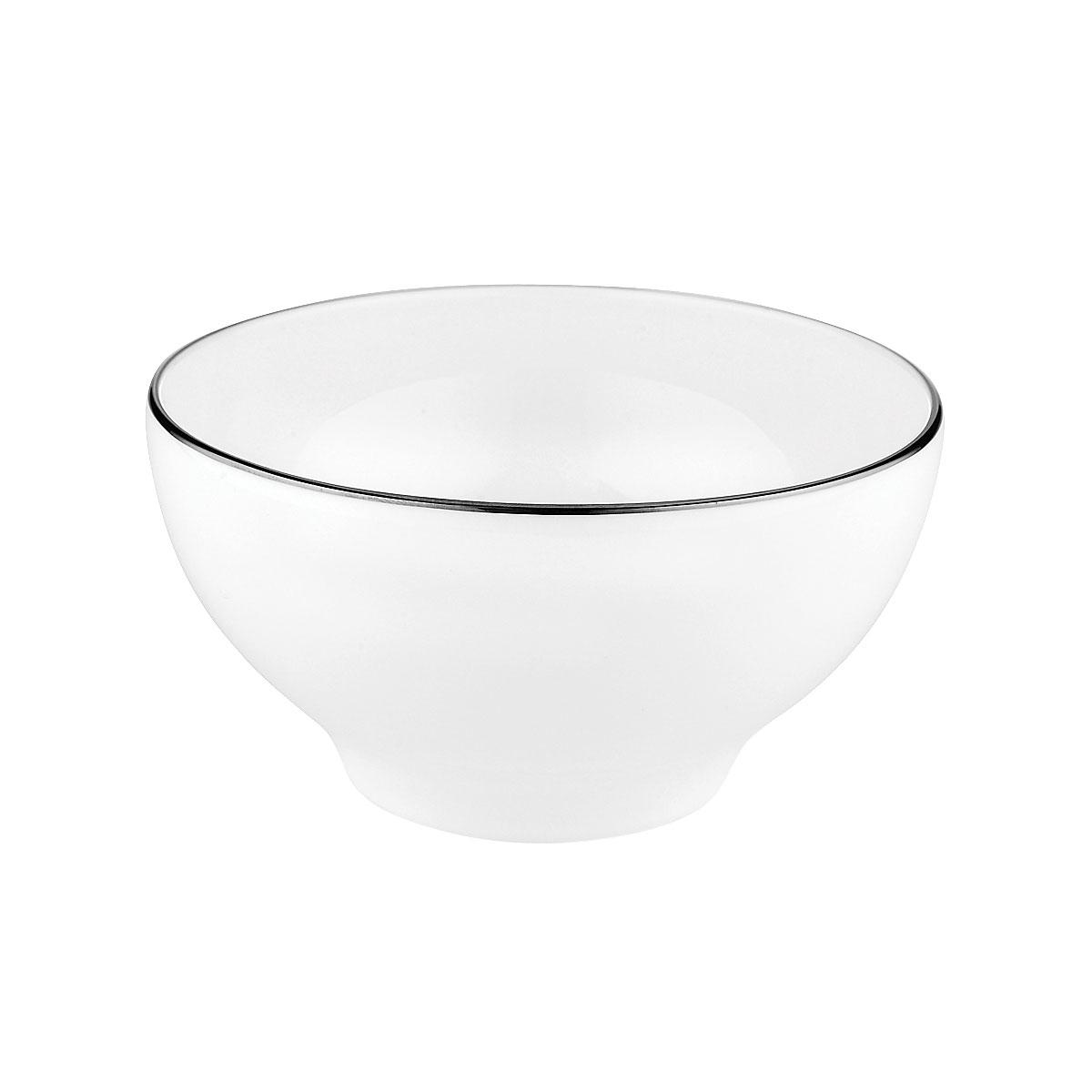 Lenox Continental Dining Platinum Dinnerware Rice Bowl
