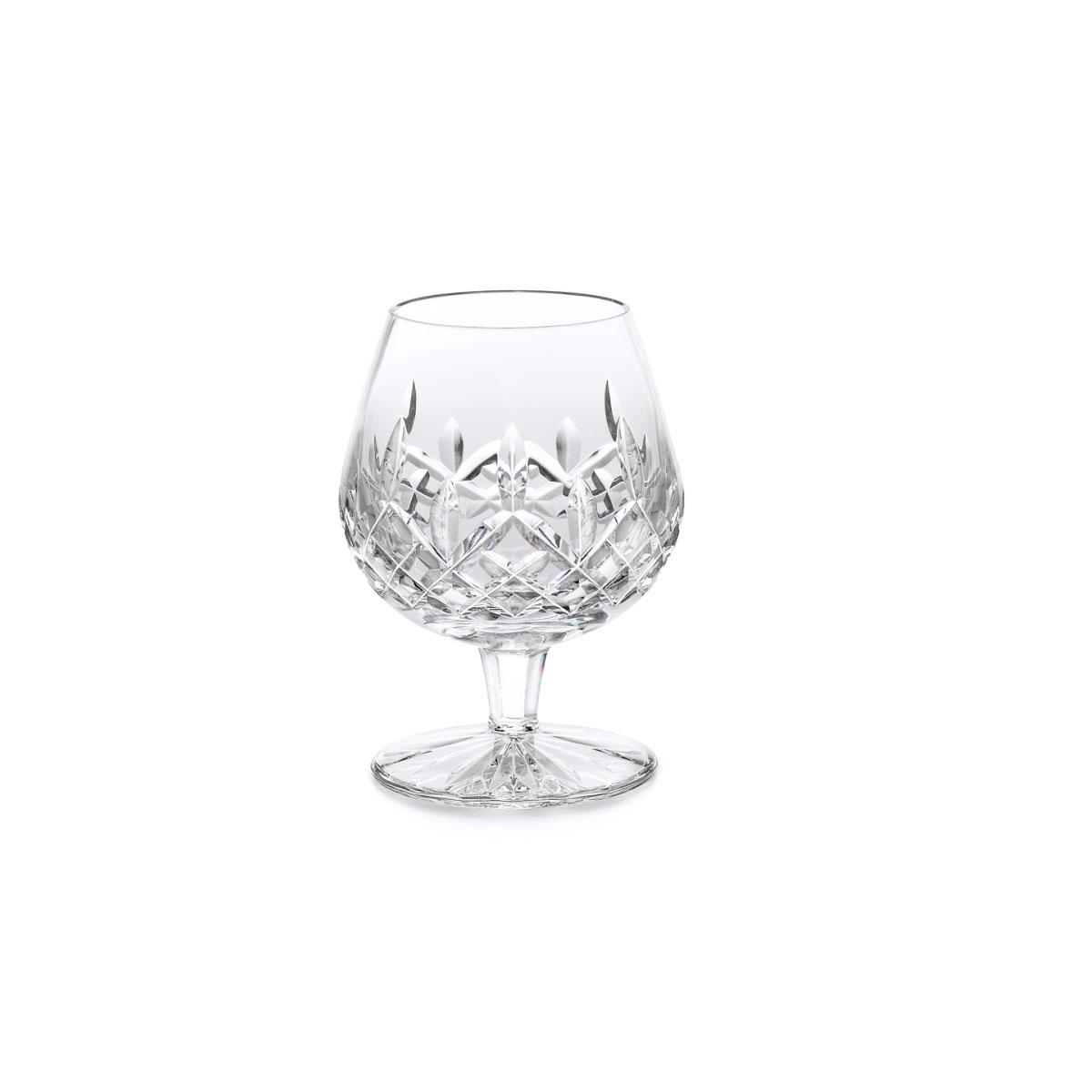 Waterford Crystal, Lismore Large Brandy, Pair