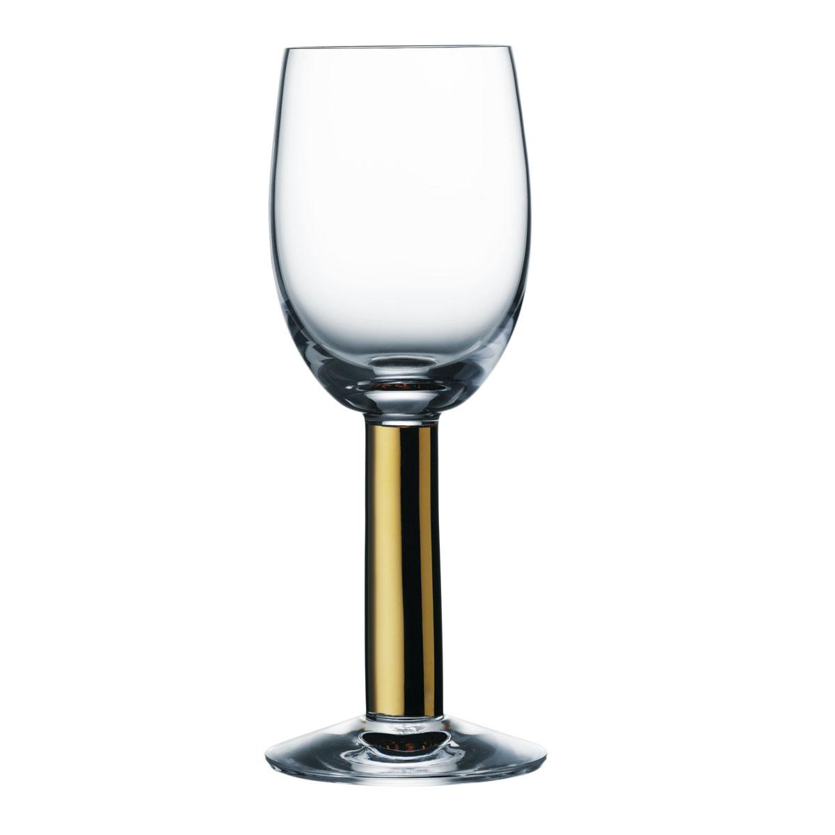 Orrefors Crystal Nobel Universal Glass, Single