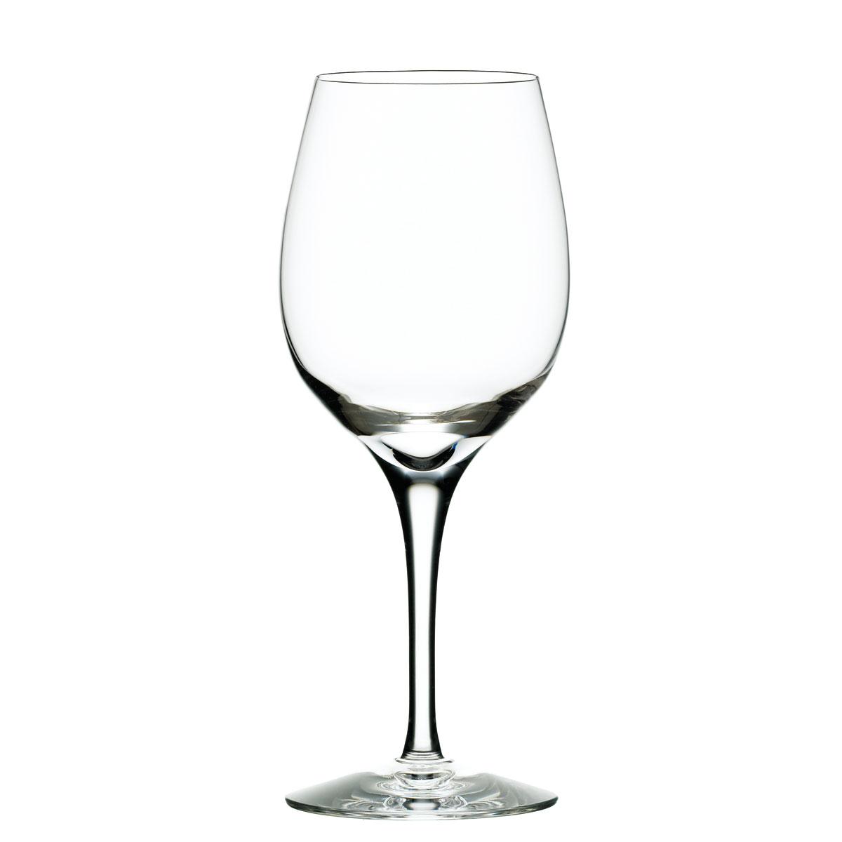 Orrefors Crystal Merlot Wine Small, Single