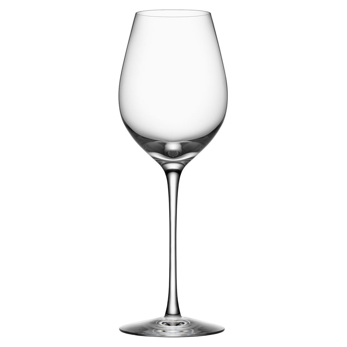 Orrefors Crystal Zephyr White Wine, Single