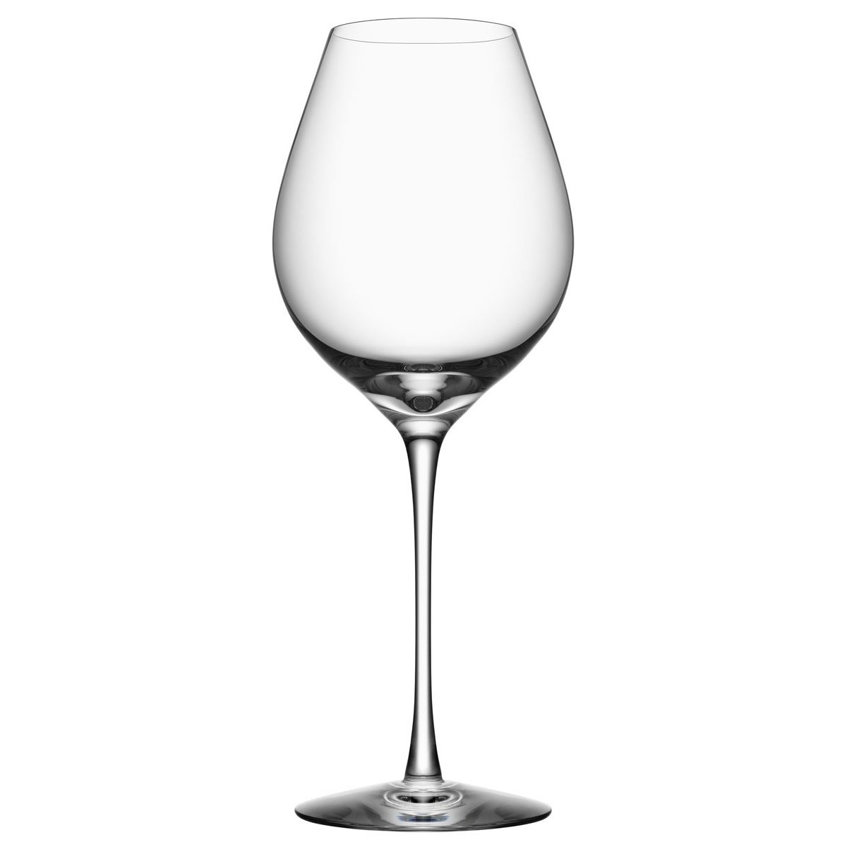 Orrefors Crystal Zephyr Red Wine XL, Single