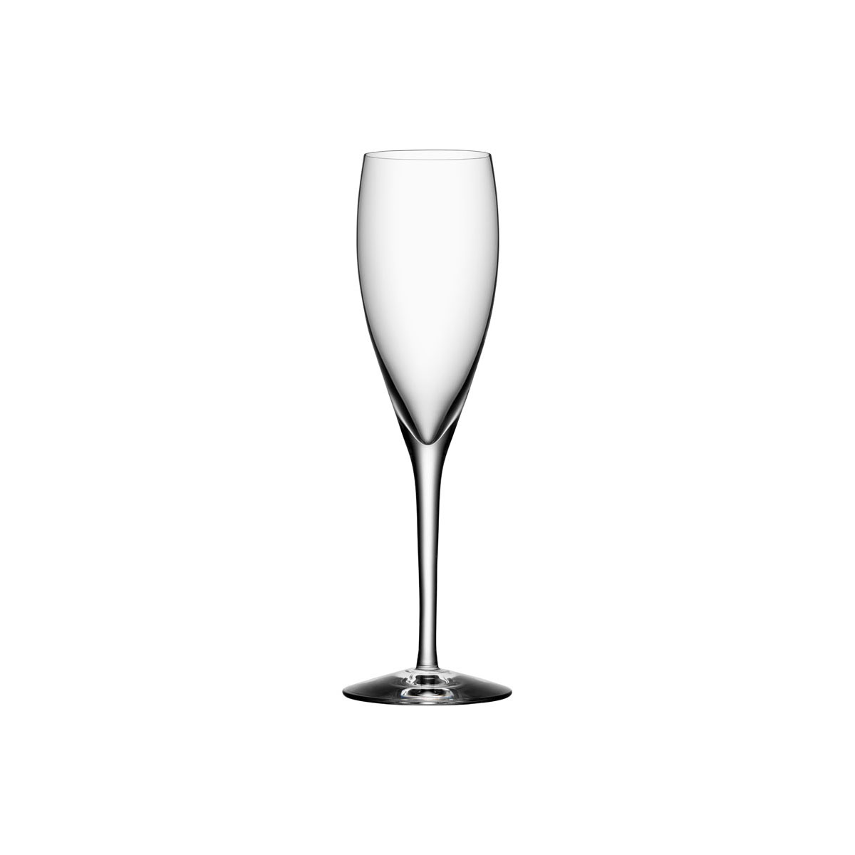 Orrefors More Champagne Flutes, Set of Four