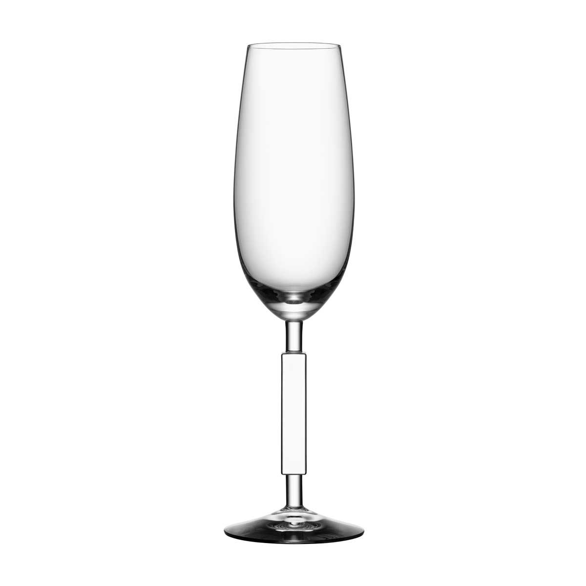 Orrefors Crystal, Unique Crystal Champagne, Single