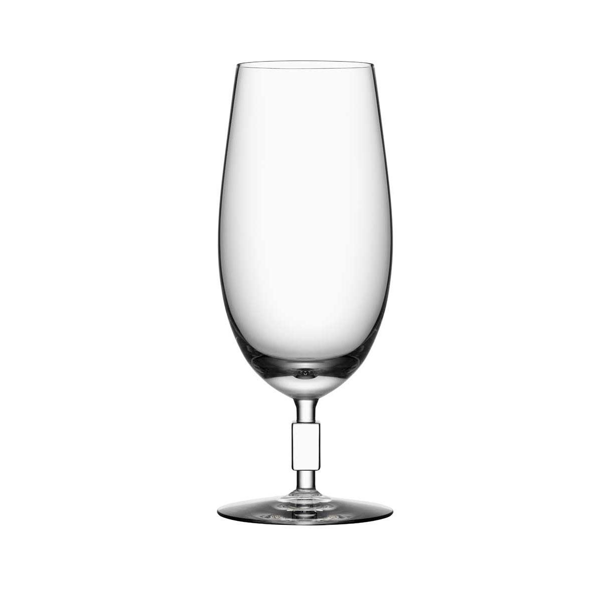 Orrefors Crystal, Unique Crystal Beer, Single