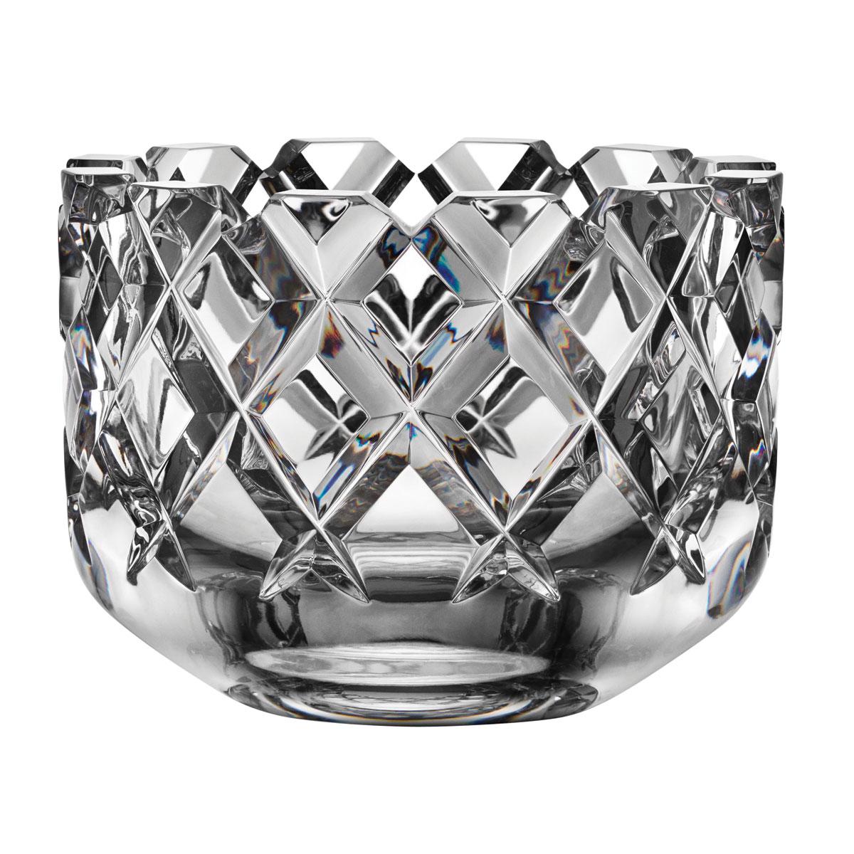Orrefors Crystal, Classic Sofiero Medium Crystal Bowl