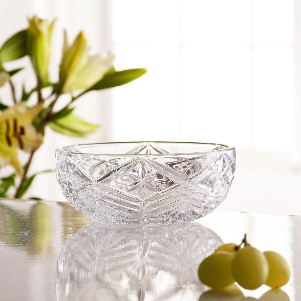 "Galway Crystal Symphony 6"" Bowl"