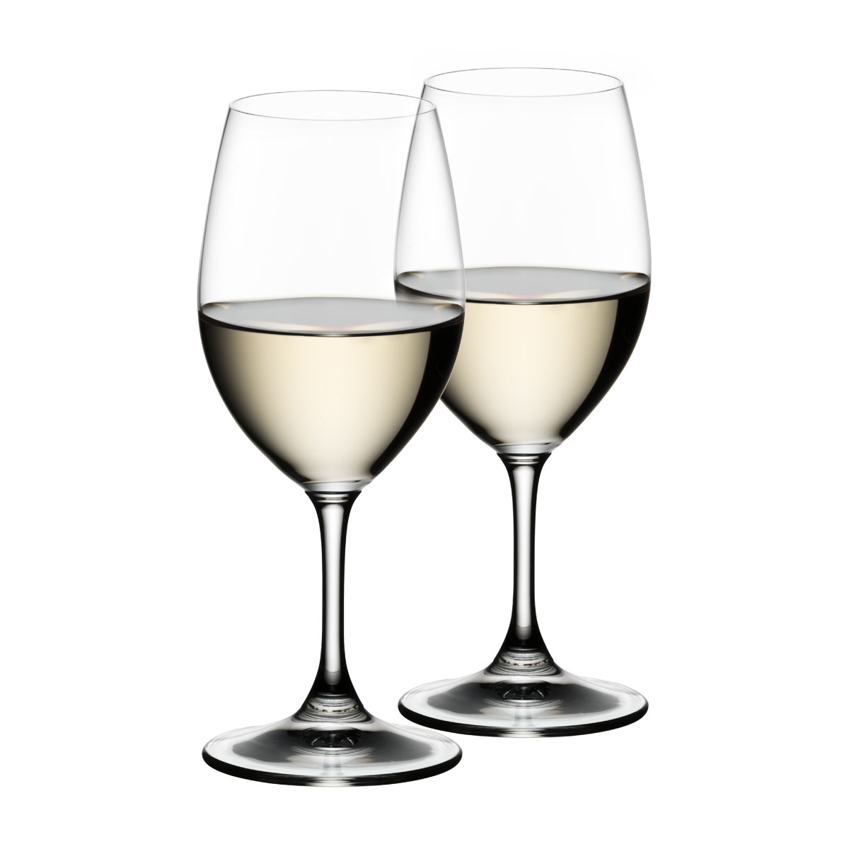 Riedel Ouverture, White Wine Crystal Glasses, Pair